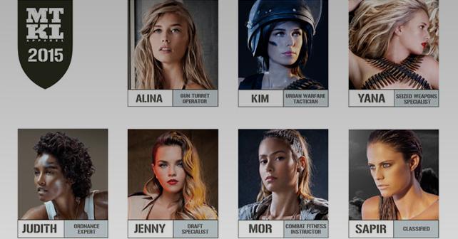 MTKL-Israeli-Army-Women-Calendar-2015